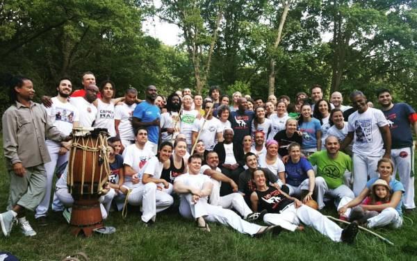 Berlin - Integração e muita capoeiragem Capoeira Eventos - Agenda Portal Capoeira