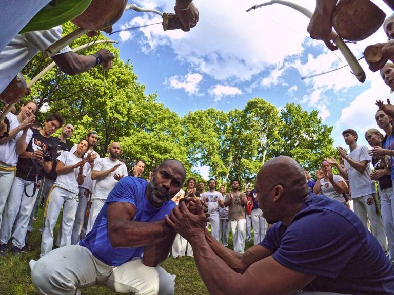 Portal Capoeira Berlin - Integração e muita capoeiragem Capoeira Eventos - Agenda