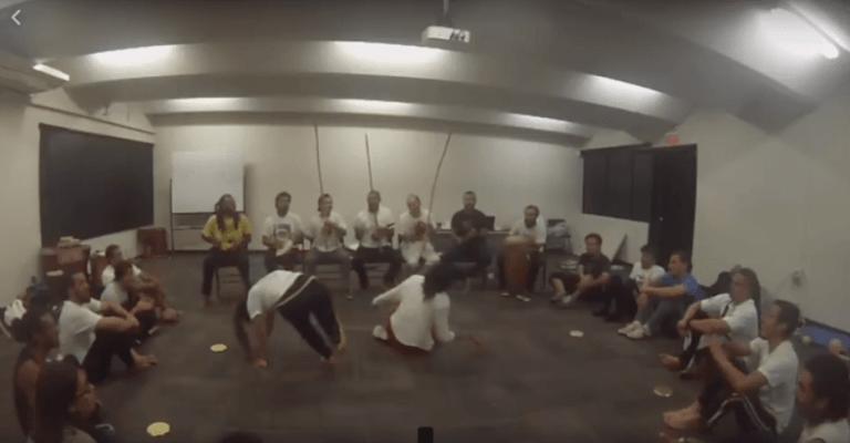 Portal Capoeira Uma História para partilhar... E se fosse você? Capoeira Cidadania