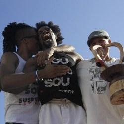 Bibinha e Gugu Quilombola, conquistam título do Red Bull Paranauê Capoeira 1