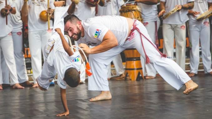 Festival Nacional Arte-Capoeira une tradição e solidariedade em Curitiba e Paranaguá