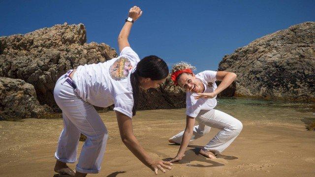 Portal Capoeira Red Bull Paranauê: Brasileiros e Estrangeiros disputam final Capoeira Eventos - Agenda