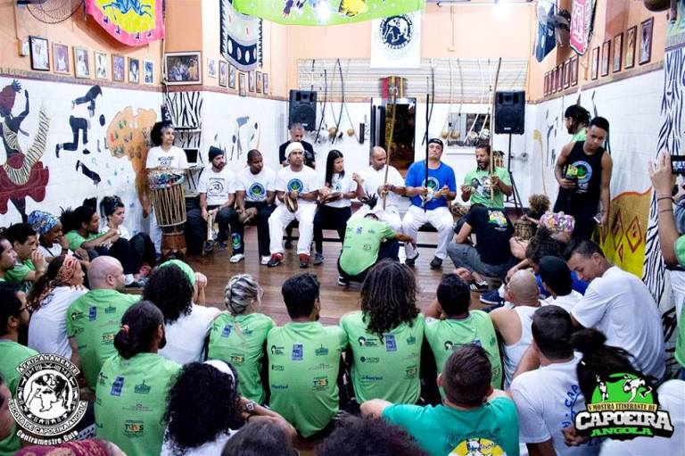 Portal Capoeira VI Mostra Itinerante de Capoeira Angola em Porto Alegre Eventos - Agenda