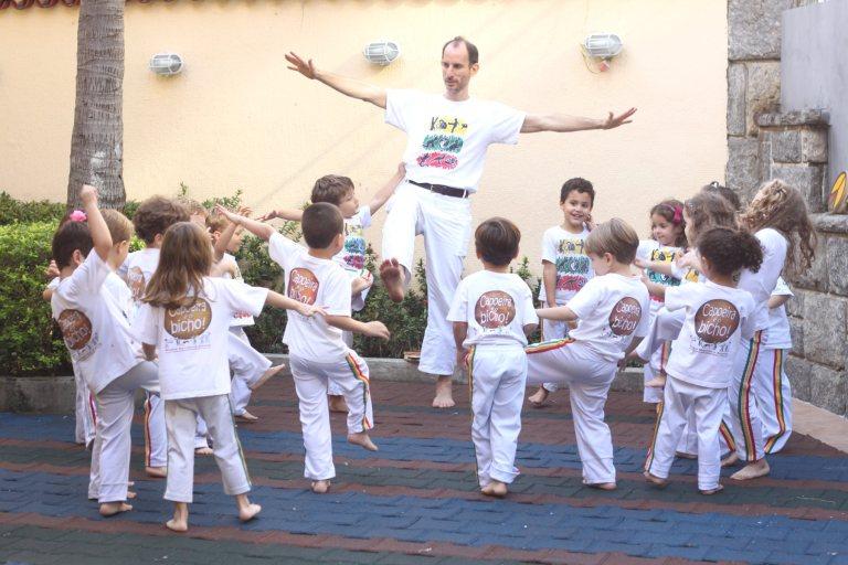 Mestre Ferradura em Portugal – Aula Aberta e Roda de Capoeira