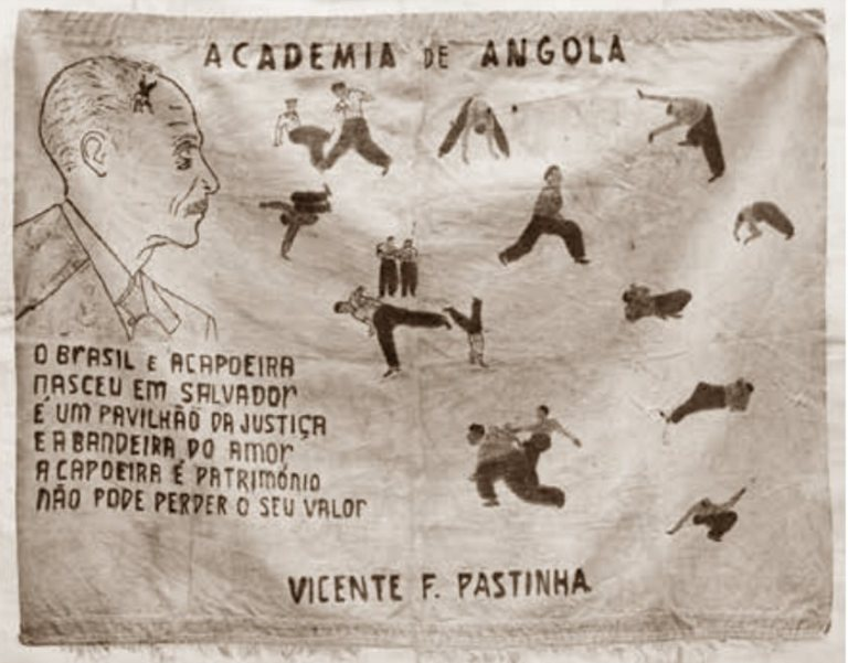 Portal Capoeira Maestrias de Mestre Pastinha: um intelectual da cidade gingada