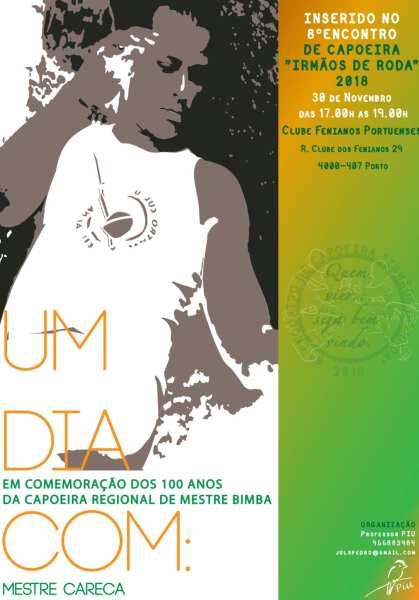 """Porto: Encontro """"Irmãos de Roda"""" Eventos - Agenda Portal Capoeira 2"""