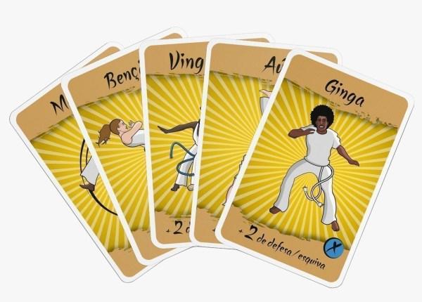Jovem cria jogo de tabuleiro para ensinar história da capoeira a alunos do fundamental Curiosidades Portal Capoeira 2