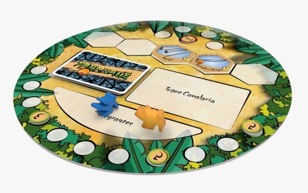 Jovem cria jogo de tabuleiro para ensinar história da capoeira a alunos do fundamental Curiosidades Portal Capoeira 4