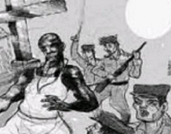 Besouro Mangangá: o bamba da capoeira