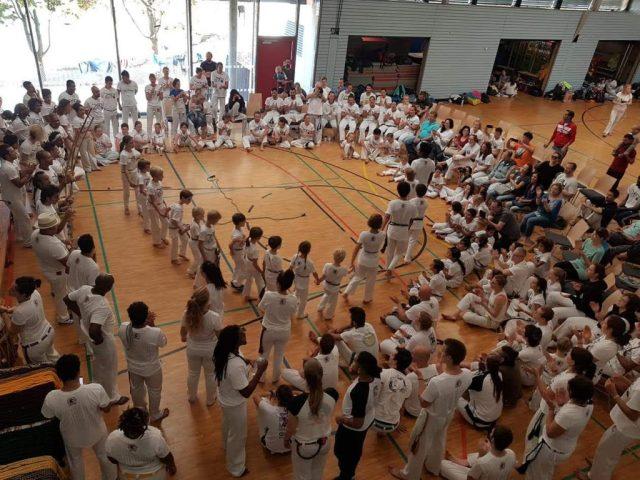 Intercâmbio Intercultural Educacional e Esportivo Iê! 2019 Capoeira Portal Capoeira 1