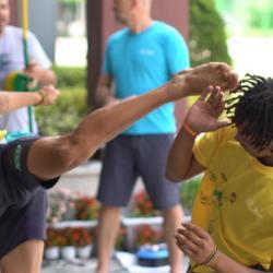 3º Acampamento Internacional de Artes Marciais da Juventude – ICM UNESCO Capoeira 2