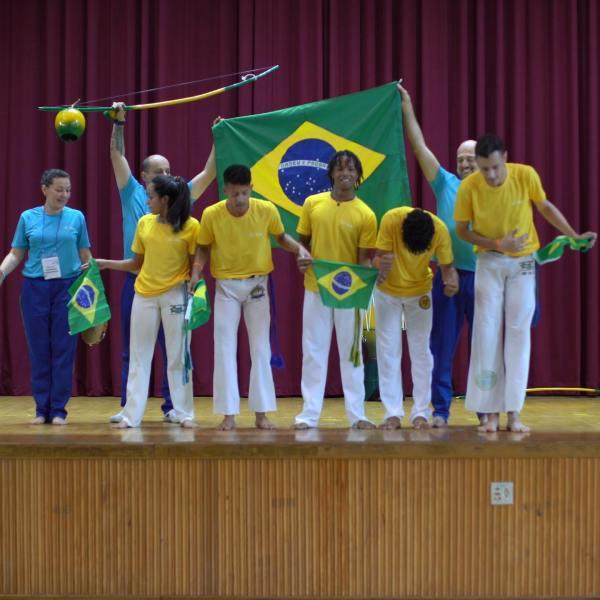3º Acampamento Internacional de Artes Marciais da Juventude - ICM UNESCO Capoeira Portal Capoeira
