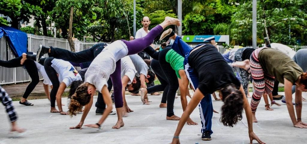 Carioca nota 10: Mestre Ferradura Cidadania Portal Capoeira