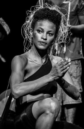 Portal Capoeira Dandara Baldez: Voz sem Medo Capoeira