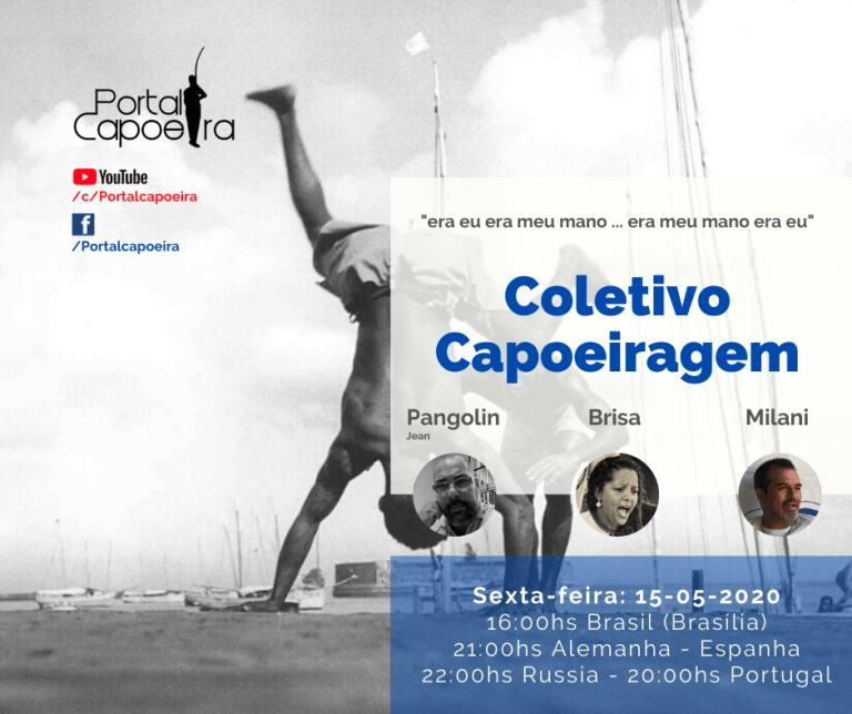 Portal Capoeira Coletivo Capoeiragem Bahia Capoeira