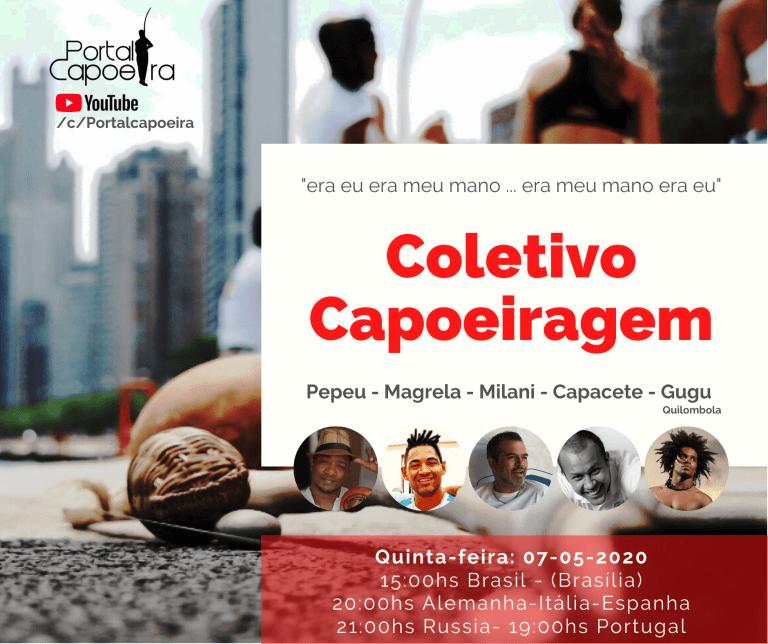 Portal Capoeira Coletivo Capoeiragem Capoeira