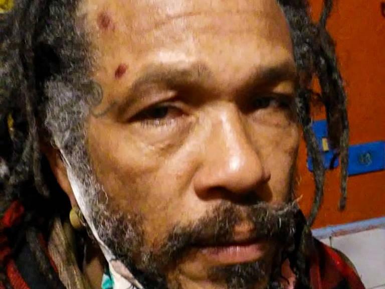 Violência policial: Policia Militar de São Paulo agride mestre de capoeira com filho no colo Notícias - Atualidades Cidadania Portal Capoeira