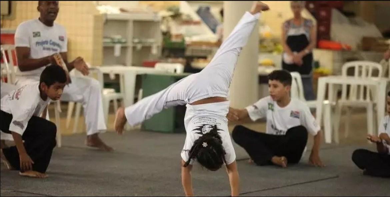 Capoeira é coisa bem brasileira Capoeira Portal Capoeira