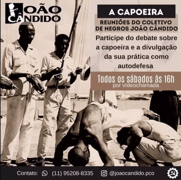 Portal Capoeira Besouro Mangangá: Uma história de luta pela defesa da capoeira Notícias - Atualidades