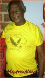 Nota de Falecimento: Mestre Neco Capoeira Portal Capoeira 1