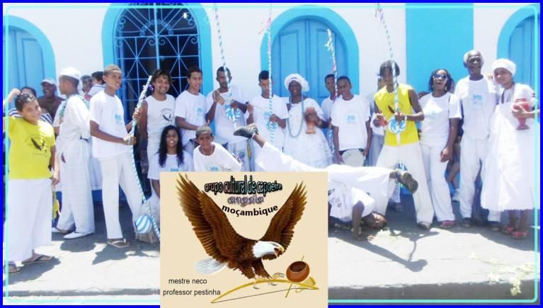 Portal Capoeira Nota de Falecimento: Mestre Neco Notícias - Atualidades