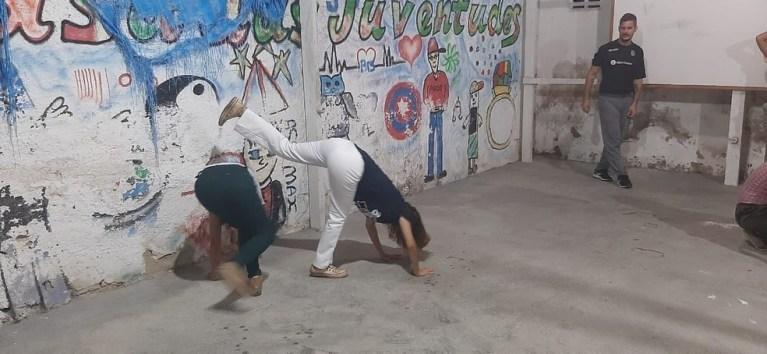 Portal Capoeira Arcoverde: Projeto de capoeira é oferecido para jovens Eventos - Agenda