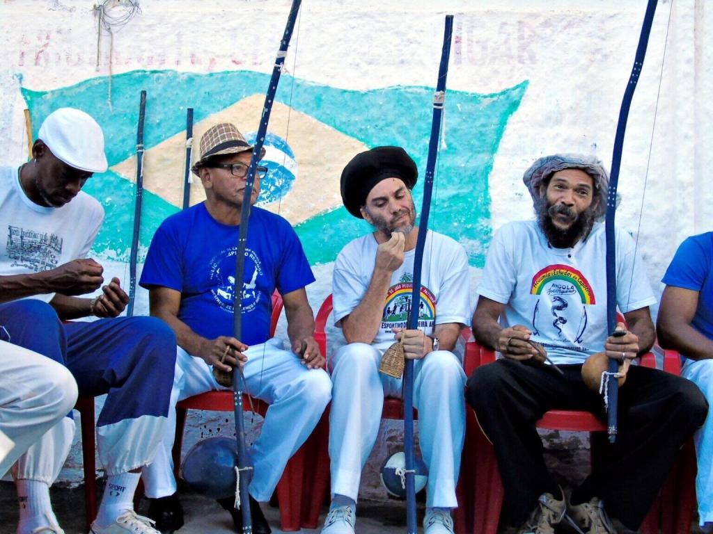 Bahia: 5 de Abril – Dia Nacional da Capoeira Angola