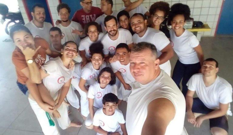 Portal Capoeira Grupo Coral Capoeiragem homenageia Mestre Ganso, vitimado pela Covid-19 Notícias - Atualidades