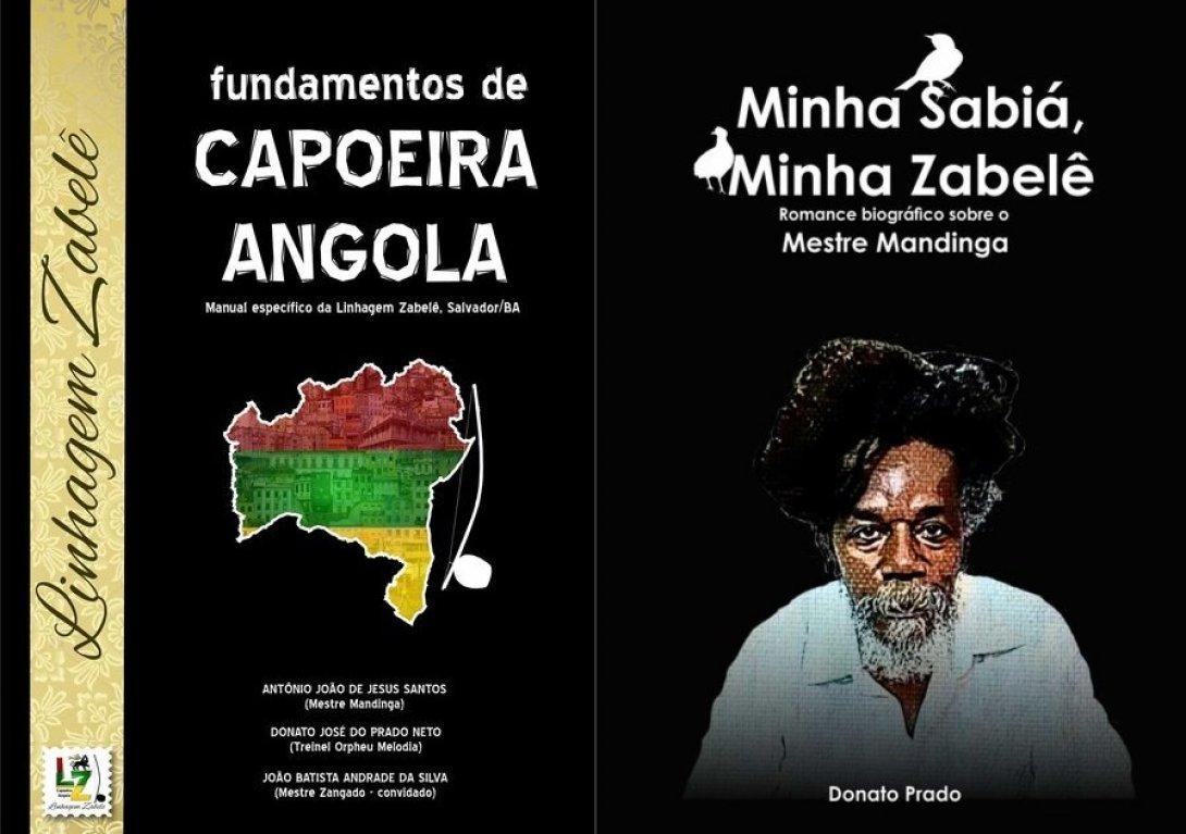 Portal Capoeira Livros: Minha Sabiá, Minha Zabelê & Fundamentos de Capoeira Angola Publicações e Artigos