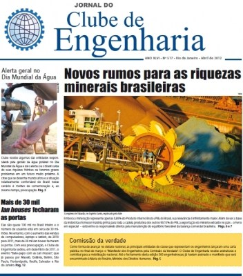 Jornal número 517 - Abril de 2012