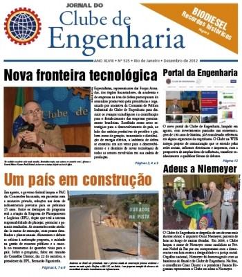 Jornal número 525 - Dezembro de 2012