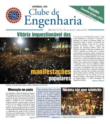 Jornal do Clube - Edição 532 - Jul/13