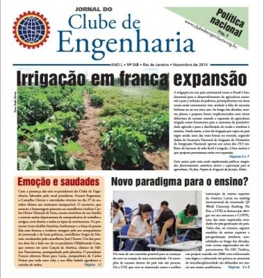 Jornal do Clube - Edição 548 - Nov/14