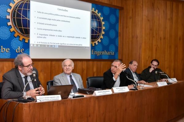 Painel: O mito da Petrobras quebrada, política de preços e suas consequências para o Brasil
