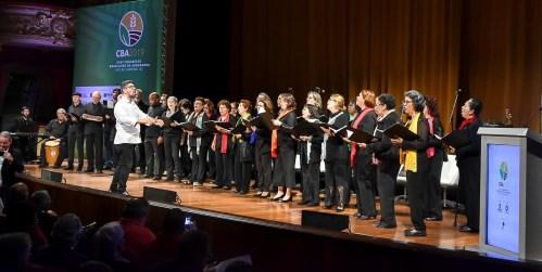 Coral do Clube de Engenharia se apresenta no Teatro Municipal