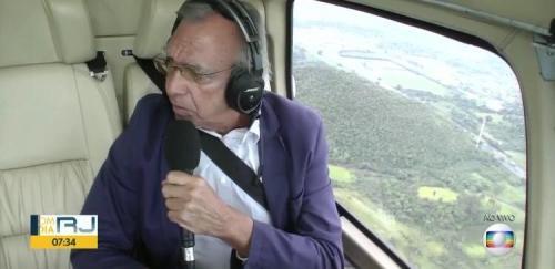 Pedro Celestino: Por falta de tratamento, o que chega ao Guandu é esgoto a céu aberto