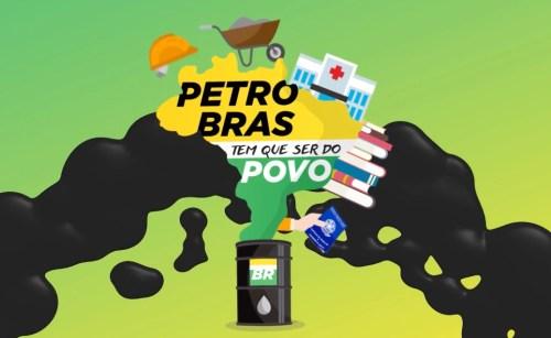 Clube Recomenda: A Petrobras tem que ser do povo