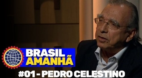 Brasil Amanhã #01 - Pedro Celestino