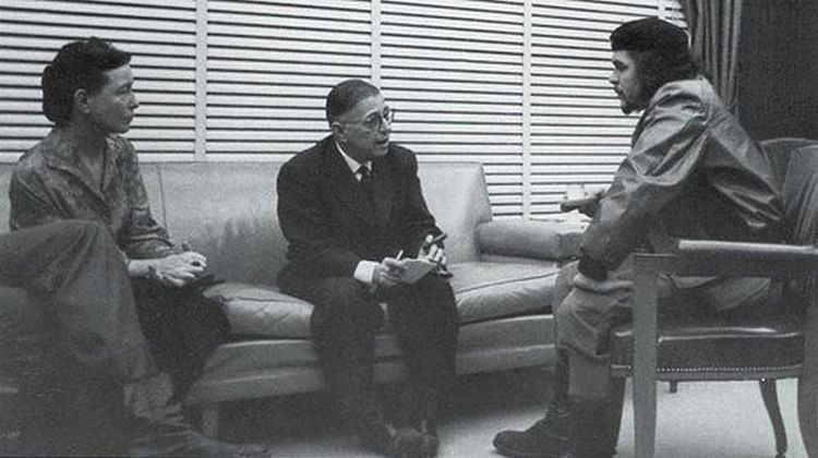 Beauvoir-Sartre-Che-Guevara-1960-Cuba-Portal-Conservador