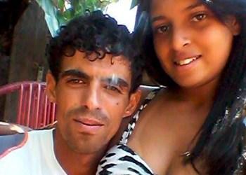 Arafat Dias e Giovana Souza