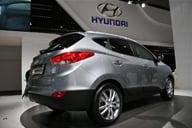 Esté é o ix5 que passará a ser montado pela CAOA/Hyundai em Anápolis