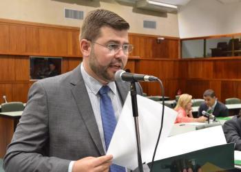 Deputado Amilton Filho- SD
