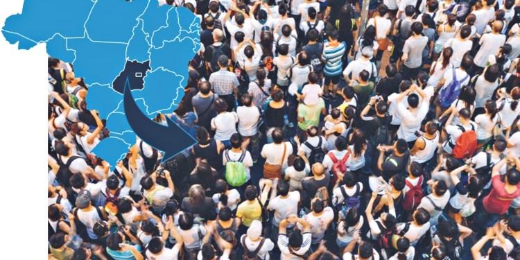 População- Imagem ilustrativa