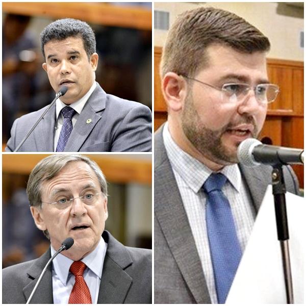 Deputados de Anápolis balanço