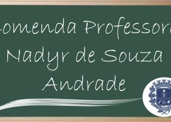 Comenda Professores