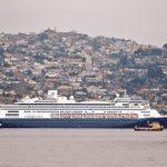 "Chile presenta dificultades para industria de cruceros pese a ser un ""destino fenomenal"""