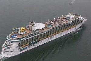 Independence of the Seas arriba a Southampton después de su cambio de imagen