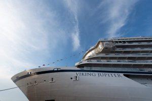 Viking Jupiter será bautizado en Oslo