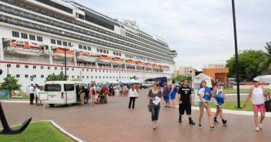 México: 150 cruceros llegarán a Puerto Vallarta esta temporada