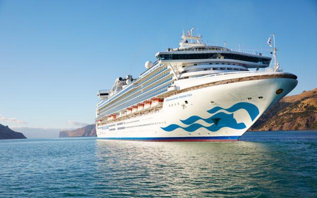 Silverstream actualiza sistema de lubricación del Aire en el crucero Diamond Princess